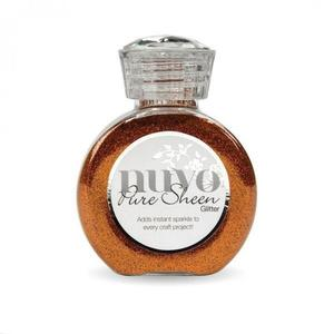Tonic Nuvo pure sheen glitter 100ml  Spiced Apricot