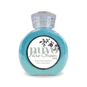 Tonic Nuvo pure sheen glitter 100ml  Aqua