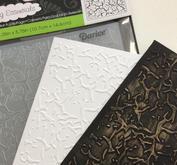 7. Inspiration embossing folders.
