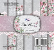 Altair Art - Aurora - 6x6 block