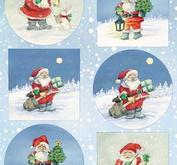Marianne Design - Klippark-Hettys Santas HK1704