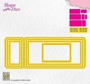 Nellie Snellen -Shape dies -Ticket 3