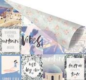 Prima - Santorini Collection - Summer is around the corner