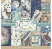 Stamperia - Paperpad - Cosmos