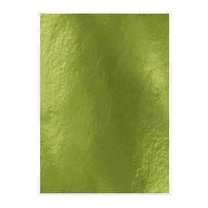 Craft Perfect - Mirror card- high gloss - Holly green