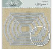 Card Deko - Essentials - Cutting dies -  Stitch frame 2