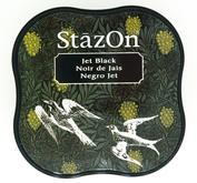 Stazon - Medium size - Jet black
