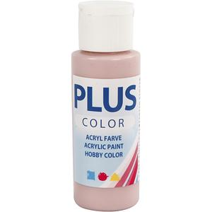Plus Color hobbyfärg, dusty rose