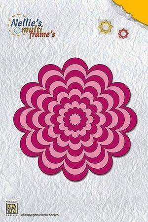 Nellie Snellen - Multi dies - Flower