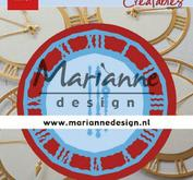 Marianne Design -Clock