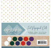"Card Deco - 6x6 "" foil paperpack"