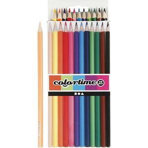 Colortime färgpennor