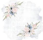 ROX Stamps Papper - Romantik - 01