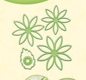 Leane Creatief - Die - Easy Flower