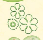 Leane Creatief - Die - Easy Flower 2