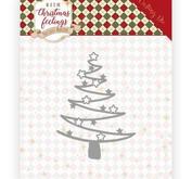 Precious Marieke -  warm christmas feelings - Star Tree