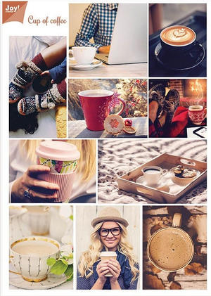 Joy! Klippark - Cup of coffee