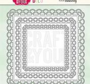 Craft & You - Openwork frame