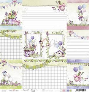 Craft O´ Clock - Spring Bustling #6