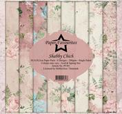 Paper Favourites - Shabby chich