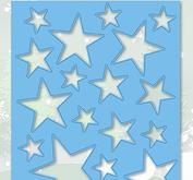 Nellie Snellen - Layered combi dies - Rektangle Star A