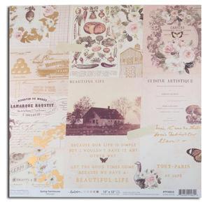 Prima - Spring Farmhouse - Wander