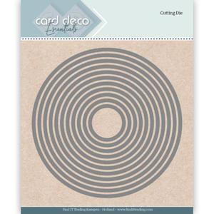 Card Deco - Cutting dies - Round