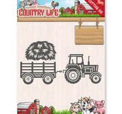 Yvonne Creations - Country Life - Tractor