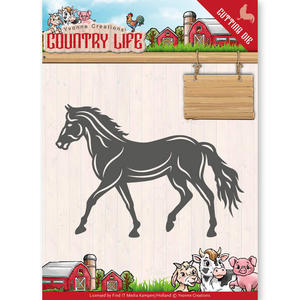 Yvonne Creations - Country Life - Horse