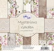 """Altair Art - mysterious garden 6x6"""""""