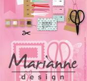 Marianne design -  Eline's Craft Dates