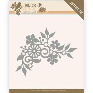 Jeanine´s Art - Birds & flowers - Birds corner