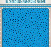 Nellie Snellen - Embossing folder - small hearts