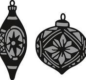Marianne Design - julgranskulor