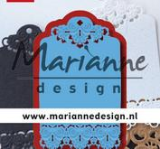 Marianne Design - Creatables - tag