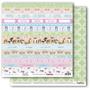 Scrapberrys -  A furry Little Story Kitty cards