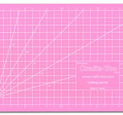 Crafts Too - A5 rosa skärmatta