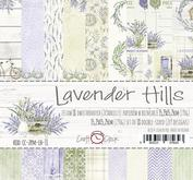 Craft O´Clock - Lavender Hills 6x6