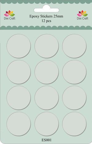 Dixi Craft - Epoxy Stickers