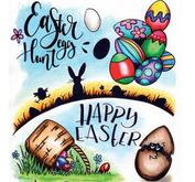 CE-Clearstamp-Carla Creaties-Easter 1