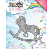 Yvonne Creations  -  Tots and Toddlers - Rocking Horse
