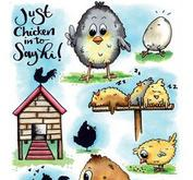 CE-Clearstamp-Carla -chicken 1