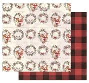 Prima  Christmas in the country Collection - Most wonderful time of the year.