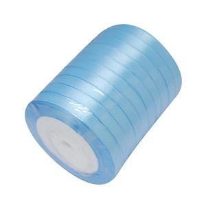 Satinband - 6 mm - Färg: Skyblue