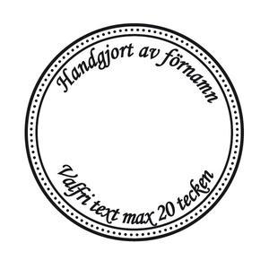 Raggsocka - mini! (3 cm) (PS019)