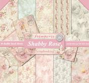 Stamperia - shabby rose