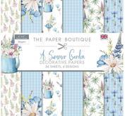 The Paper boutique - A summer garden.