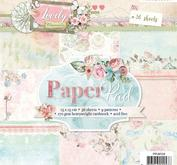 Studio Light - Paper pad - Lovely moments 124