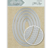 Card Deko - Essentials - Cutting dies -   Stitch Ellipse