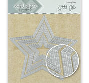 Card Deko - Essentials - Cutting dies -   Stitch Star